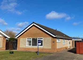 Thumbnail 3 bed detached bungalow for sale in Lewis Avenue, Sutton-On-Sea, Lincs.