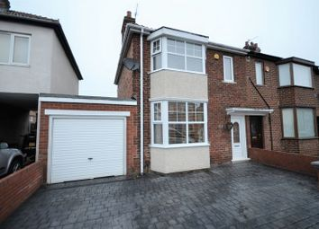 Thumbnail 3 bedroom terraced house for sale in 23 Corby Avenue, Middlesbrough