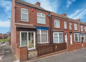 Thumbnail 3 bedroom end terrace house for sale in Hurstwood Road, Sunderland, Tyne And Wear