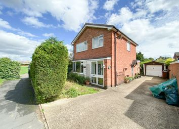 Thumbnail 3 bed detached house for sale in Beaumont Road, Barrow Upon Soar, Loughborough