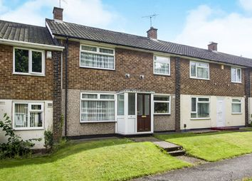 Thumbnail 3 bedroom terraced house for sale in Riseborough Walk, Bulwell, Nottingham