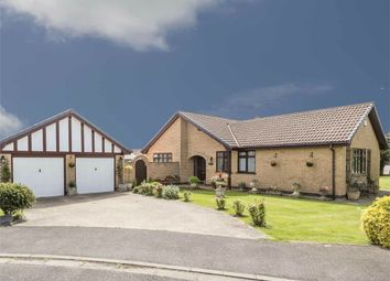 Thumbnail 3 bed detached bungalow for sale in Sharmans Close, Sutton-On-Sea, Mablethorpe, Lincolnshire