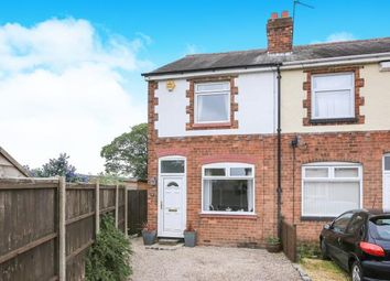 Thumbnail 2 bed end terrace house for sale in Oriel Drive, Fordhouses, Wolverhampton, West Midlands