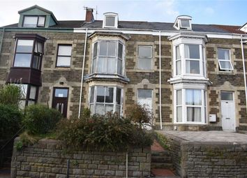 Thumbnail 4 bed terraced house for sale in St Albans Road, Swansea