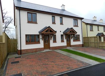 Thumbnail 3 bed semi-detached house for sale in Plot 4, Phase 2, The Roch, Ashford Park, Crundale