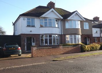 Thumbnail 3 bed property to rent in Brookfield Road, Bedford