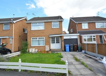 Thumbnail 3 bed detached house for sale in Fairfield Crescent, Long Eaton, Nottingham