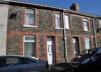 Thumbnail 2 bed terraced house for sale in Cross Street, Resolven, Neath, West Glamorgan