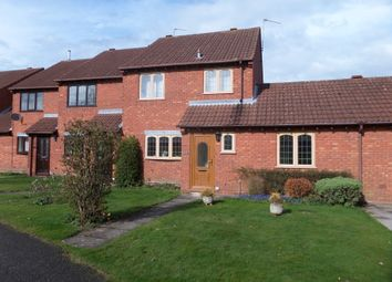 Thumbnail 3 bed town house to rent in Hardacre Close, Melbourne, Derby