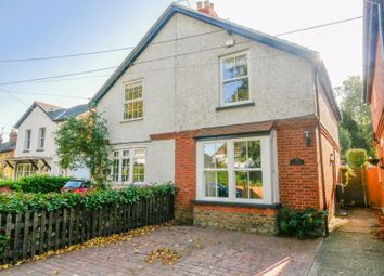 Thumbnail 3 bed semi-detached house for sale in Lower Road, Cookham, Maidenhead