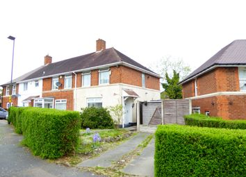 Thumbnail 3 bed end terrace house for sale in Ackleton Grove, Birmingham