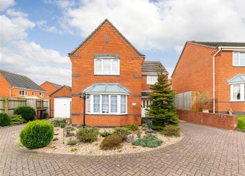 Thumbnail 4 bed detached house for sale in Thorpe Close, Stapenhill, Burton-On-Trent