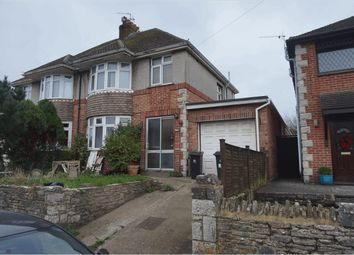 Thumbnail 4 bed semi-detached house for sale in Kings Road West, Swanage