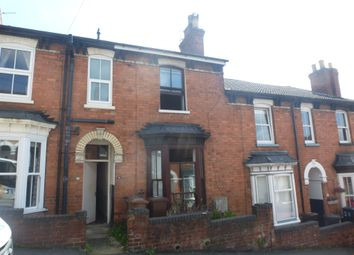 Thumbnail 2 bed terraced house for sale in Cheviot Street, Lincoln