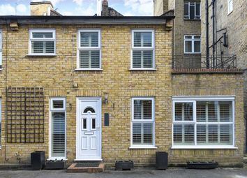 Thumbnail 1 bedroom terraced house to rent in Watson Mews, London