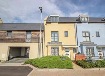 Thumbnail 4 bed town house to rent in Whitsun Leaze, Charlton Hayes, Bristol