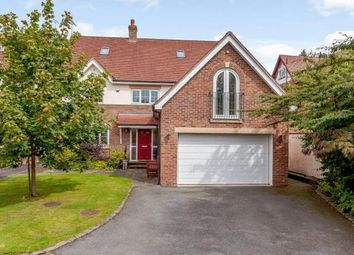 Thumbnail 5 bed detached house for sale in Hough Green, Chester, Cheshire