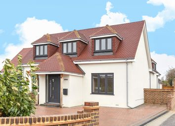 Thumbnail 4 bed detached house for sale in Lower Rochester Road, Rochester
