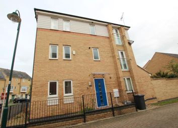 Thumbnail 4 bed town house to rent in Harn Road, Hampton Centre