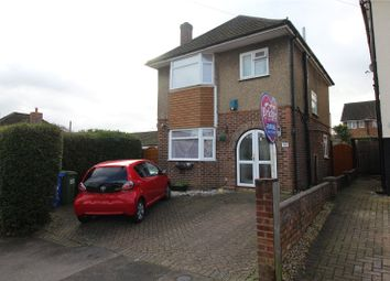 Thumbnail 3 bed detached house for sale in Holly Road, Aldershot, Hampshire