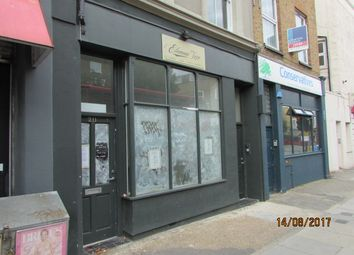 Thumbnail Retail premises to let in Shirland Road, London