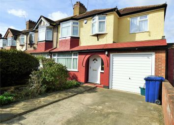Thumbnail 4 bed end terrace house for sale in Launceston Road, Perivale, Greenford