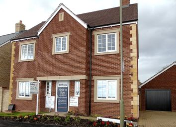 Thumbnail 4 bed detached house for sale in The Clyde, Cotswold Gate, Chipping Norton, Chipping Norton