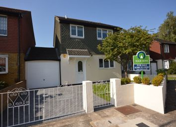 Thumbnail 3 bed detached house for sale in Campion Place, Central Thamesmead, London