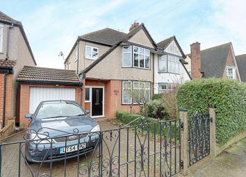 Thumbnail 3 bed semi-detached house for sale in Manor Way, Ruislip