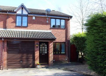 Thumbnail 3 bed semi-detached house for sale in Templecombe Drive, Bolton