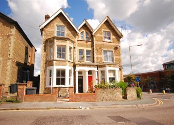 Thumbnail 1 bed maisonette to rent in Farnham Road, Guildford