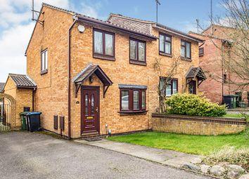 2 bed semi-detached house for sale in Half Moon Meadow, Hunters Oak, Hemel Hempstead, Hertfordshire HP2
