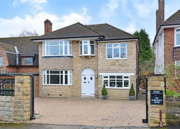 Thumbnail 4 bed detached house for sale in Dobcroft Road, Sheffield