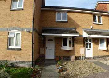 Thumbnail 2 bed terraced house to rent in Eyston Drive, Weybridge, Surrey