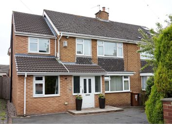 Thumbnail 5 bed semi-detached house for sale in Shallmarsh Road, Bebington