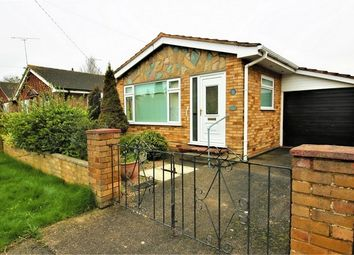 Thumbnail 1 bed detached bungalow for sale in Larup Avenue, Canvey Island, Essex