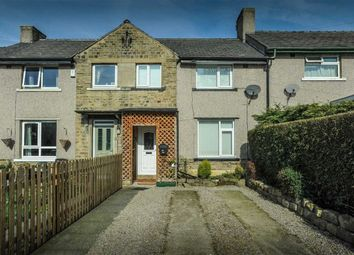 Thumbnail 3 bed terraced house to rent in Queens Road, Bingley, West Yorkshire