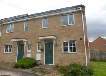 Thumbnail 3 bedroom semi-detached house for sale in Chepstow Road, Corby