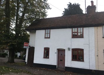 Thumbnail 2 bed end terrace house for sale in Frogmore, St.Albans