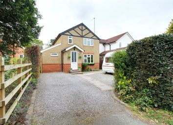 Thumbnail 3 bed detached house for sale in Reading Road, Woodley, Reading, Berkshire