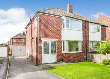 Thumbnail 3 bed semi-detached house for sale in Kingsley Crescent, Bradford