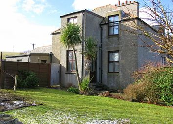 3 bed end terrace house for sale in East Custom House Longhope, Hoy Orkney KW16