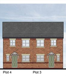 Thumbnail 3 bed semi-detached house for sale in Russell Court, Stump Lane, Chorley