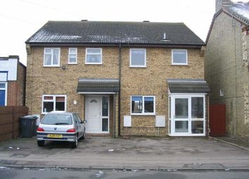 Thumbnail 3 bed property to rent in Havelock Road, Biggleswade