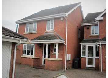 Thumbnail 4 bed detached house for sale in Bramble Drive, Birmingham