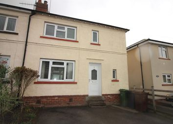 Thumbnail 2 bed semi-detached house to rent in Chippendale Rise, Otley