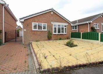 Thumbnail 3 bed detached bungalow for sale in Fern Close, Eckington, Sheffield