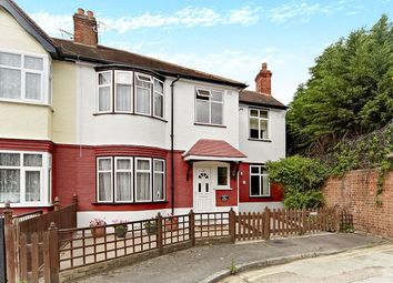 Thumbnail 4 bed semi-detached house for sale in Queen Annes Gardens, Mitcham