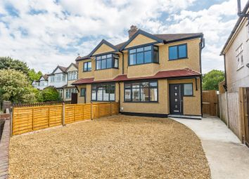 Thumbnail 3 bed semi-detached house for sale in Brighton Road, Banstead