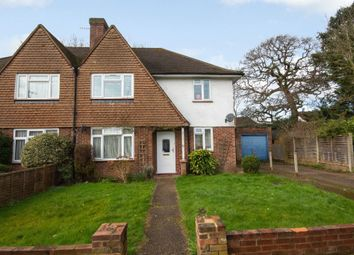 2 bed maisonette for sale in Woodriding Close, Hatch End, Middlesex HA5